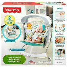 Fisher-Price DPV46 Take-Along Swing & Seat