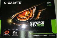 Tarjeta Gráfica VGA GIGABYTE GEFORCE GTX 1050 D5 2GB GDDR5