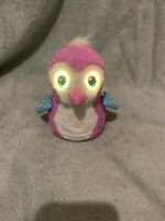 Hatchimals - Light Up & Interactive Surprise Toy Owl Figure Purple, Blue & White