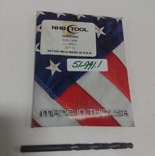 NHB TOOL 13/64 J L DRILL BIT 12 PIECES NHB20596 NEW