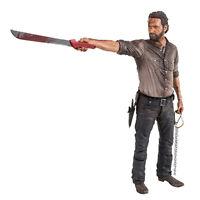 Rick Grimes Vigilante The Walking Dead TV Serie 25cm Action Figur McFarlane