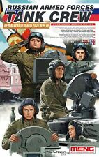 Meng Model 1/35 HS-007 Russian Armed Forces Tank Crew