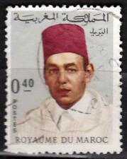 Royaume du Maroc - 1968 - Numéro Y&T 543 oblitéré - 40 c. multicolore Bon état