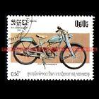 WANDERER 98 1939 - KAMPUCHEA Cambodge Moto Timbre Poste