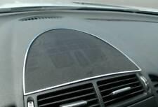 D Mercedes SLK R171 Chrom Rahmen für Gitter Armaturenbrett - Edelstahl poliert