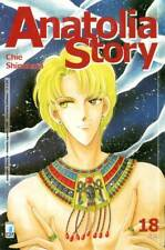 manga STAR COMICS ANATOLIA STORY numero 18