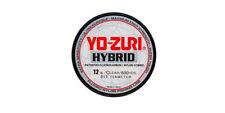 Yo-Zuri Hybrid Clear 600 Yards Monofilament Fishing Line Fluorocarbon Nylon Mix