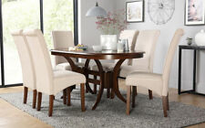 Unbranded Oak Modern Table & Chair Sets