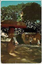 Peter, Peter, Pumpkin Eater at Children's Fairyland in Oakland CA Postcard
