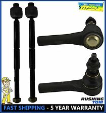 4Pc Front Suspension Tie Rod End Set For 300 Charger Challenger Magnum RWD 05-10