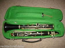 """Hochwertige B  Klarinette ( Bb Clarinet ) """"O. Nürnberger Markneukirchen"""""""