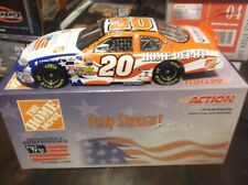 2003 tony stewart 8 20 independence day platinum 1 24th scale diecast
