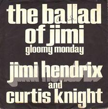 """7"""" Jimi Hendrix & Curtis Knight – The Ballad Of Jumi // Germany 1970"""