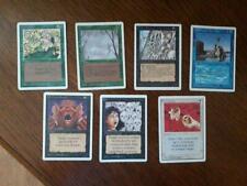 MAGIC 7 card Unlimited  Edition fog /twiddle/fear/wall...