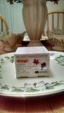 Creative Memories Leaf Punch Square Maker Scrapbook Paper Maple & Oak Leaf NIB
