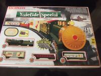 Bachmann LIMITED EDITION Yuletide Special Complete Electric N Scale Train Set