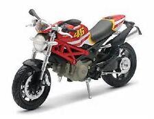 Ducati Monster 796 Nr. 46 NewRay Motorrad Modell 1:12 Neu 57513