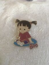 Monsters Inc Boo Pin Disney Pins Trading Authentic