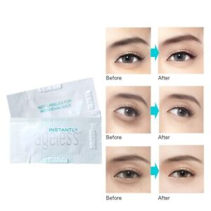100pc Sachets Instantly Ageless Anti-Aging Cream Wrinkle Face Remove Lift EyeBag