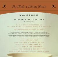 IN SEARCH OF LOST TIME SET: Proust by Marcel Proust (Brand New)(0812969642)