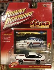 Johnny Lightning Classic Gold 1980 Chevy Monza Spyder White 2016 NEW