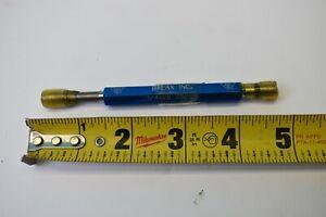USED BALAX INC THREAD PLUG GAGE 1/4-28 STI 3B