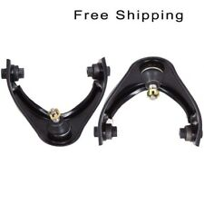 Set of 2 Front LH & RH Side Upper Control Arm With Ball Joint Fits Honda Civic