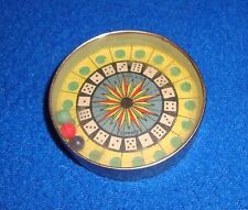 Vintage 1920's Made in Germany Dice Gambling Dexterity Puzzle Game
