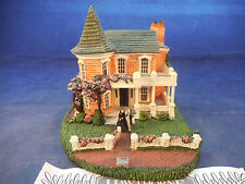 GONE WITH THE WIND HAWTHORNE ARCHITECTURAL FIGURE AUNT PITTY'S HOUSE RHETT RETUR