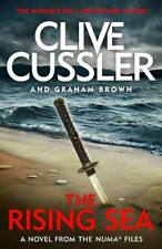 RISING SEA, THE - Clive Cussler & Graham Brown (Hardcover, 2018, Free Postage)