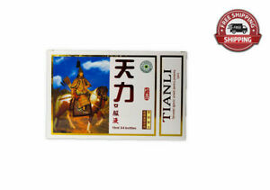 Tianli Natural Potent Ultra Power 4 fiale SPEDIZIONE GRATUITA