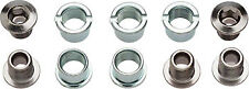 NEW Sugino Single 6mm Chainring Bolt Set of 5 Chromed Steel