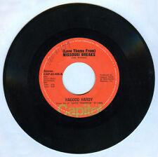 Philippines HAGOOD HARDY (Love Theme From) MISSOURI BREAKS 45 rpm Record