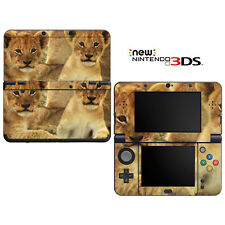 Vinyl Skin Decal Cover for Nintendo New 3DS - Baby Lion Cubs