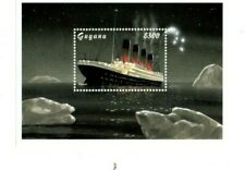 Guyana - 1998 - Titanic - Souvenir Sheet - MNH