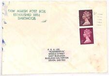 Boxing British Postal History