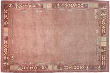 Teppich Nepali ca. 180x260 cm   Rot   Schurwolle   handgeknüpft