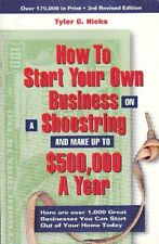 How to Start Your Own Business on a Shoestring and