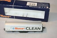 Roco RocoClean Track Cleaning Wagon HO Gauge