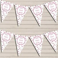 Pretty Pink Flamingo Banner Hen Do Party Bunting