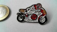 Suzuki Racing Bike Pin Badge Mottorrad Lucky Strike