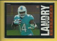 Jarvis Landry RC  2014 Topps Chrome 1985 Insert Rookie Card # 4 Dolphins Browns