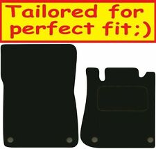 Tailored Deluxe Quality Car Mats Chrysler Crossfire Roadster 2004-2008 ** Black