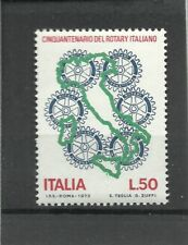 Italy 1973 50th anniversary of the rotary Italian SG 1381 MNH italia
