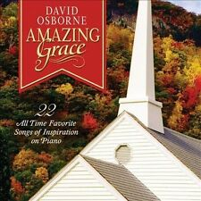 NEW Amazing Grace: 22 All-Time Favorite Songs Of Inspiration (Audio CD)