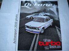 Octane Magazine. Issue 84 June 2010 Turbo issue - Lotus / Porsche / Bmw