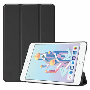 Slim Cover Pour Apple IPAD Mini 4 7,9 2015 Tablette Smart Coque Eui Position