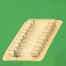 10x FUSIBLE VERRE 6,3x32 6,3A RAPIDE CEHESS, blister de 10 fusibles