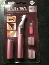 BEAUTY TRIM WAND  Hair Remover  Personal Shaver/Trimmer Compact Bikini E/brows❤️