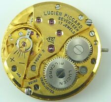 Lucien Piccard LP41 Wristwatch Movement - Sold for Parts / Repair